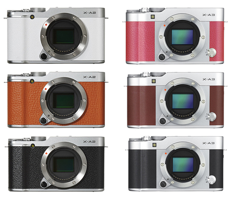 The 10 Main Differences Between the Fujifilm X-A2 and X-A3 | Fujifilm X Series APS C sensor camera | Scoop.it