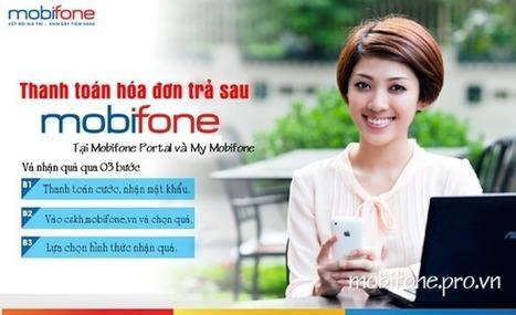 Mobifone khuyến mãi thanh toán trực tuyến ngày 6/12/2016 | Trao đổi | Scoop.it