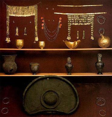 Parte del tesoro de Príamo | TROYA Y SU HISTORIA | Scoop.it