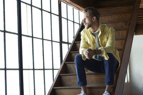 Levi's Secret Lab Is Unveiled With a Sustainable Men's Line - Racked NY | Ethical fashion for men | Scoop.it