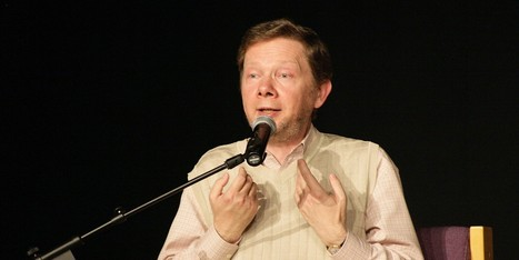 Eckhart Tolle on How We Lose Inner Peace | anger management | Scoop.it
