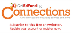 GetEdFunding - Free grant finding resources for educators and educational institutions - GetEdFunding | Professional Development CHS | Scoop.it