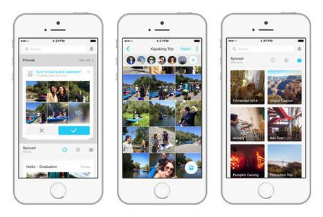 Facebook Moments, la condivisione delle foto con il riconoscimento facciale | Facebook Daily | Scoop.it