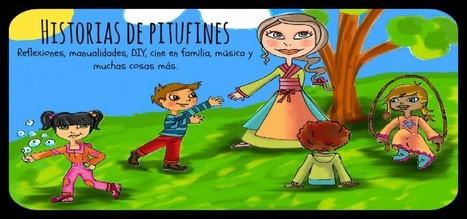 5 apps para niños con dificultades específicas de aprendizaje (DEA) - Historias de pitufines | Tecnologías y Educación | Scoop.it