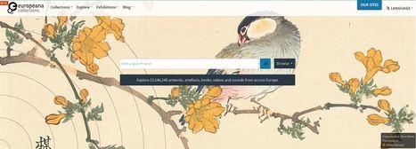 Europeana Collections : 53,000,000 oeuvres d'arts numérisées | Arts et FLE | Scoop.it