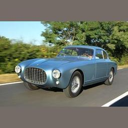 Bonhams Auctioneers : 1954 Ferrari 250 Europa 'Prototype' Coachwork by Pininfarina - The Zoute Sale | Cars and Bikes | Scoop.it