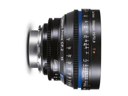 Carl Zeiss adds 15mm T/2.9 and 135 T/2.1 Compact Prime cine lenses at NAB | Photography Gear News | Scoop.it