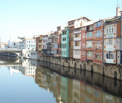 Castres & The Way of St James,  A Santiago Pilgrimage | European Travel and Tourism | Scoop.it