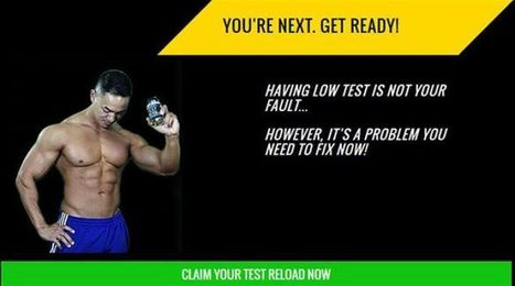 Test Reload | Supplements Tip | Scoop.it