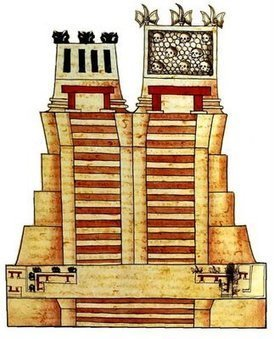 El estudiante de Historia: Sacrificios aztecas | Un viaje a la América Precolombina | Scoop.it