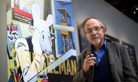 Art Spiegelman warns of 'dangerous' outcome as Russian shops ban Maus   Biblio   Scoop.it