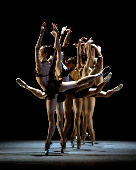NYC Ballet forges the art form's future | New York I Love You™ | Scoop.it