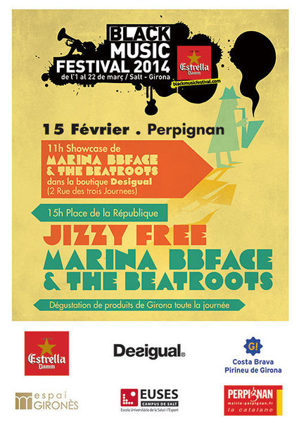 Black Music Festival 2014 - El festival de música negra | Actualitat Musica | Scoop.it
