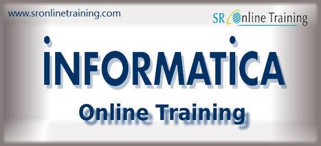 Best Informatica Online Tutorial Portal   Sr Online Training   Scoop.it