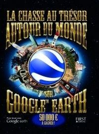 Une chasse au trésor exceptionnelle sur Google Earth | toute l'info sur Google | Scoop.it