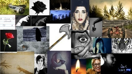 The Artsy Craftsy: Creativity: Moodboards for Your Creative Enhancement | Serious Play | Scoop.it