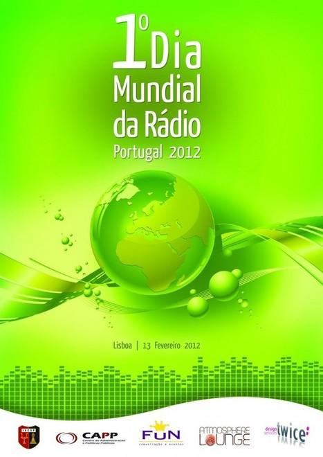 1º Dia Mundial da Rádio comemora-se em Lisboa | Radio 2.0 (En & Fr) | Scoop.it