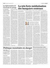 La réglementation de l'économie du partage | Agefi.com | TV is everywhere | Scoop.it