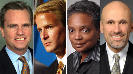 Names of 4 ex-federal prosecutors sent to White House for U.S. attorney | Jon Bunge | Scoop.it