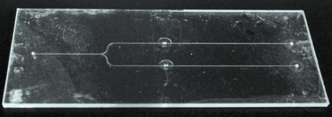 Electric actuating valves in an all glass-based microchip exploiting the flexibility of ultra thin glass | Amazing Science | Scoop.it