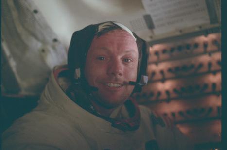 Des milliers de photos des missions Apollo mises en ligne par la NASA | Métro | Au hasard | Scoop.it