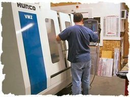 CNC Milling - Prototek Precision Machining | aerospace mechanic | Scoop.it