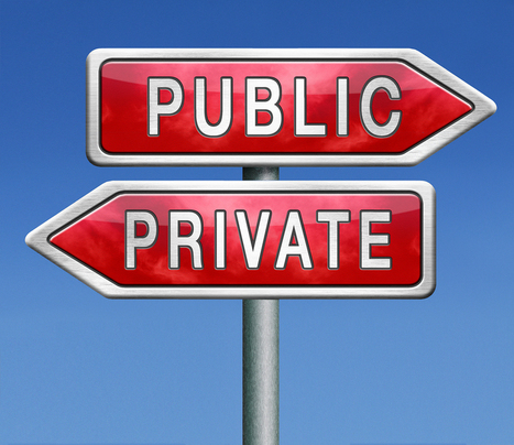 Public vs. Private – Should Student Work Be Public On the Web? | The Edublogger | Peer2Politics | Scoop.it