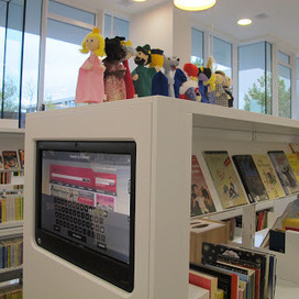 SkolbibliotekÖsts blogg: Skolbibliotek + skolforum + Thecage 2012 | Skolebibliotek | Scoop.it