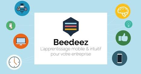 Beedeez, l'apprentissage mobile & intuitif pour votre entreprise   DFOAD   Scoop.it