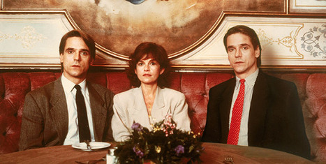 Dead Ringers introduced by Jeremy Irons | tiff.net | 'Cosmopolis' - 'Maps to the Stars' | Scoop.it