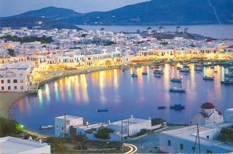 Will Mykonos Save Greece? | travelling 2 Greece | Scoop.it
