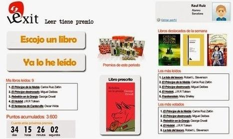 Fomento de la lectura con las TIC en el CRA de Gema   T izacon T ic   #AtentosBibliotecarios   Scoop.it