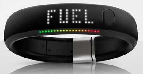 """My life with the Nike FuelBand activity tracker   """"Chasing Cyborgs"""" -Digital Trends, Tools, Usability & Story-telling Secrets   Scoop.it"""