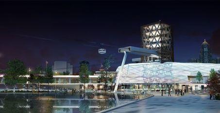 La ville durable à la française cherche à s'exporter en 3D | Digital Services | Scoop.it