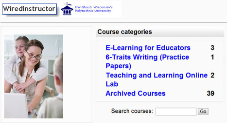 WiredInstructor / E-Learning & Online Teaching | Dennis Thomas O'Connor's E-Portfolio (AKA: Wiredinstructor ) | Scoop.it