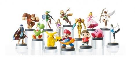 Nintendo: des figurines pour booster les ventes   Jeux vidéo   Scoop.it