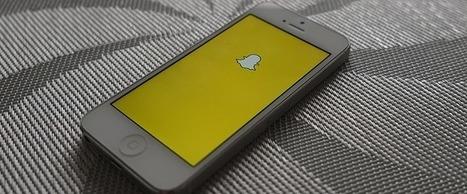 Snapchat. ¡hazte con ella! por Laura Díaz   Red Community  Manager.   Scoop.it