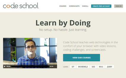 Top 10 Websites to Learn Coding (Interactively) Online | Technology Tools for School | Scoop.it