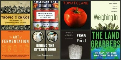 Best Food and Agriculture Books of 2012 | Civil Eats | Local Economy in Action | Scoop.it