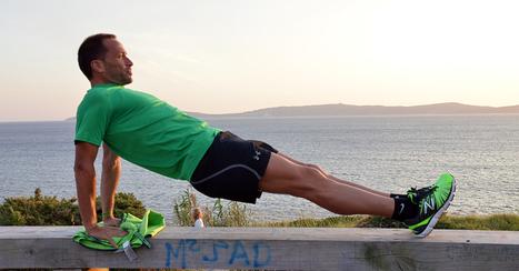 Entrenamiento abdominal para corredores: rutina y ejercicios | Salud y Deporte | Scoop.it