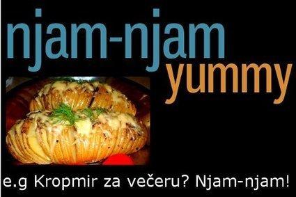 Hrana Slides – Njam-njam and bljak ! | Learning Serbian Online | Scoop.it