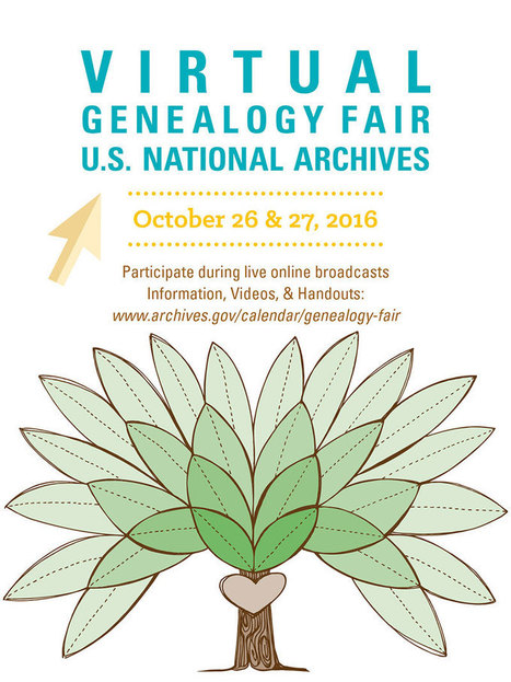 The National Archives Celebrates American Archives Month | CGMA Généalogie | Scoop.it