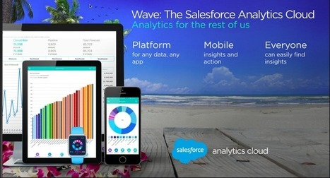 Salesforce unveils Wave, its play in cloud analytics | Cloud Central | Scoop.it