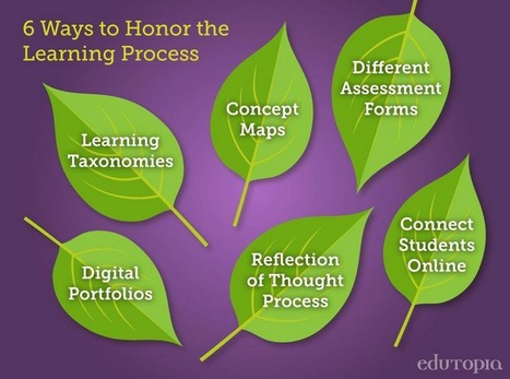 6 Ways to Honor the Learning Process in Your Classroom | Higher Education Teaching and Learning | Scoop.it