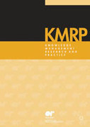 Magazine: Knowledge Management Research & Practice (KMRP) | Future Knowledge Management | Scoop.it