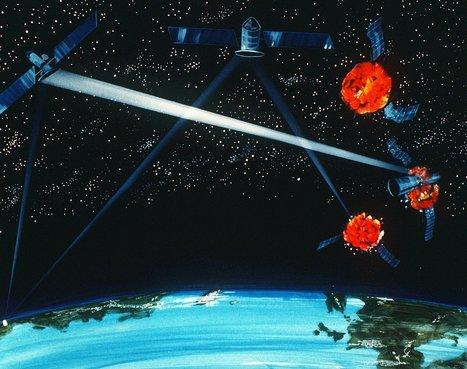 Notizie: Laser per detriti spaziali | coscienza universale | Scoop.it