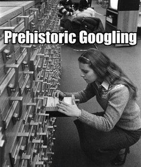 Prehistoric googling   Education   Scoop.it