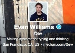 Le fondateur de Twitter nous révèle la formule secrète pour devenir riche en ligne | Toolmapp - Start-Up | Scoop.it