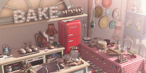 Sweet Tooth. | 亗 Second Life Home & Decor 亗 | Scoop.it