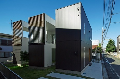 Maison ossature metallique construction maison for Construction maison minimaliste